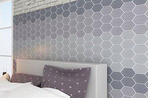 Chez Moi Lavande Wall Tile