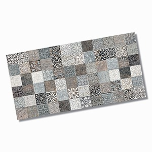 Deco Lys Gris Multi Wall Feature Tile 320x625mm