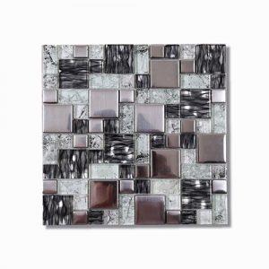 Bedarra Mixed Mosaic 300x300mm Sheet