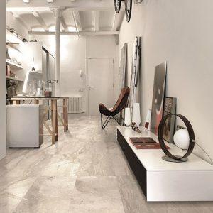Spa Stones Bianco Honed Internal Floor Tile 400x800mm