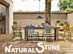 How to Take Care of Natural Stone Tiles