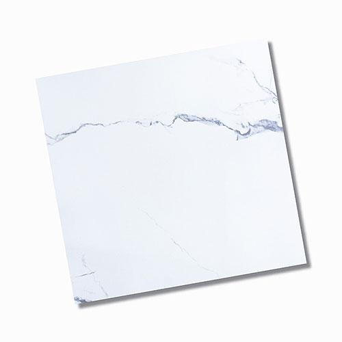 Carrara X White Matt Floor Tile 600x600mm