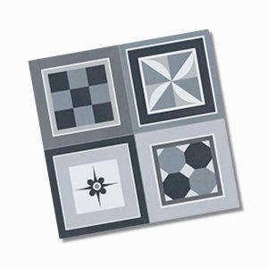 Grenier Black Internal Floor Tile 330x330mm
