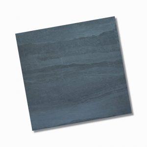 Zeus Dark Grey Matt Floor Tile 600x600mm