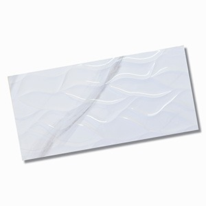 Calacatta Gloss Decor Wall tile 300x600mm