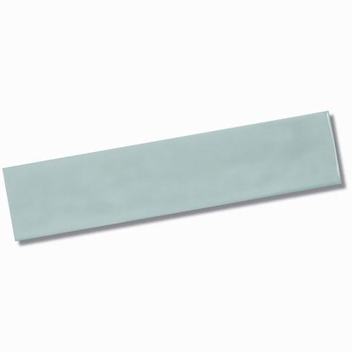 Pasha Steel Blue Gloss Wall Tile 75x300mm