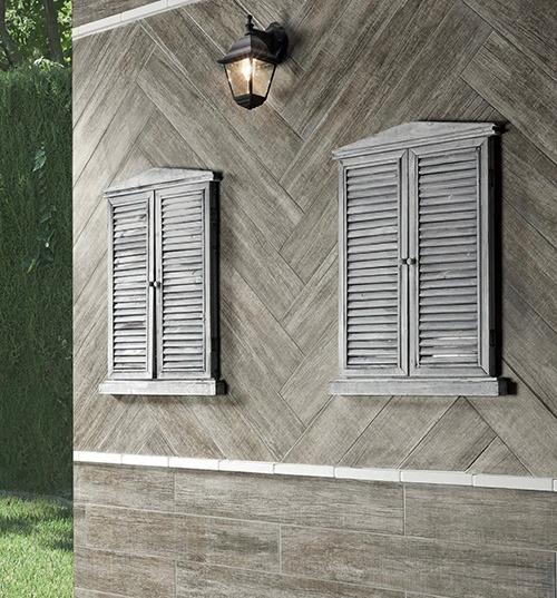 Denim Gris Timber Look Tile 150x900mm