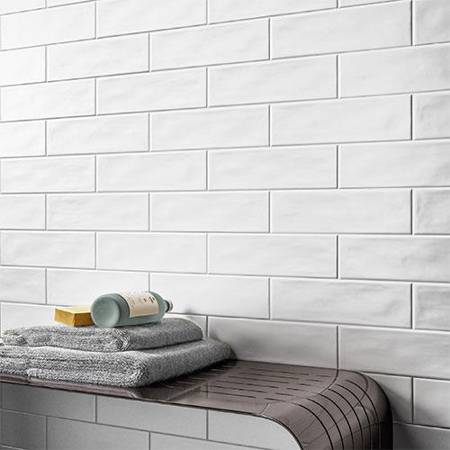 Pasha Cloud Gloss Wall Tile 75x300mm