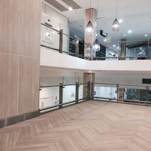 Timber Avorio Timber Look Internal Floor Tile 150x900mm
