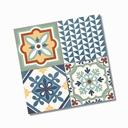 Heritage Mixed Floor Tile 330x330mm