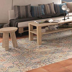 Heritage Mixed Floor Tile 330x300mm