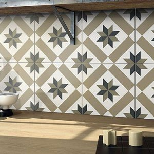 Picasso Torian Intenal Floor Tile 200x200mm
