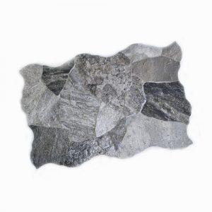 Sella Grey Interlock External Floor Tile 442x664mm