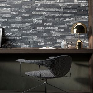 Gioi Nero Bookleaf Wall Feature Tile 150x610mm