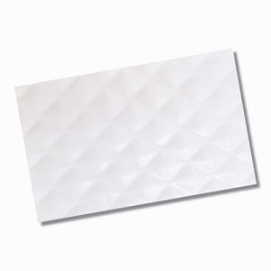 Curl White Wall Tile 250x400mm