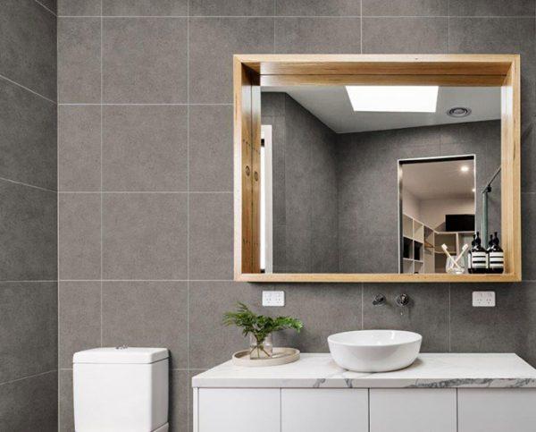Cosmic Graphite Matt Internal Floor Tile 400x400mm