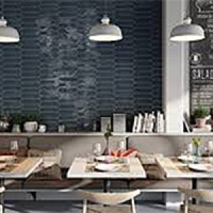 Crayon Storm Gloss Wall Tile 75x300mm