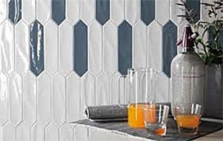 Crayon Binaco Gloss Wall Tile 75x300mm