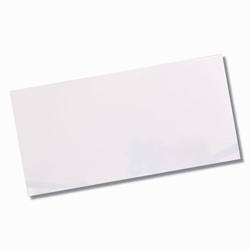 Glamz Fizz White Wall Tile 300x600mm