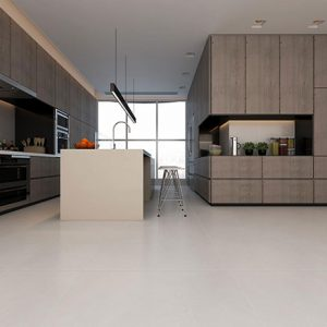 Homeland White Lappato Floor Tile 450x450mm