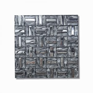 Madagascar Silver Mosaic Sheet 300x300mm