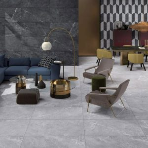 Montalto Light Grey Internal Floor Tile 600x600mm