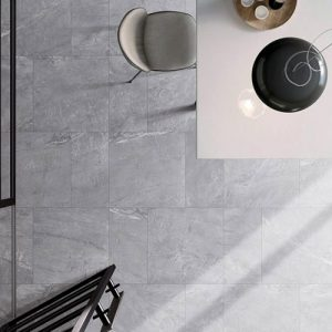 Montalto White Lappato Internal Floor Tile 600x600mm
