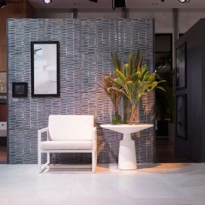 Mos Metallica Wall Tile 600x600mm