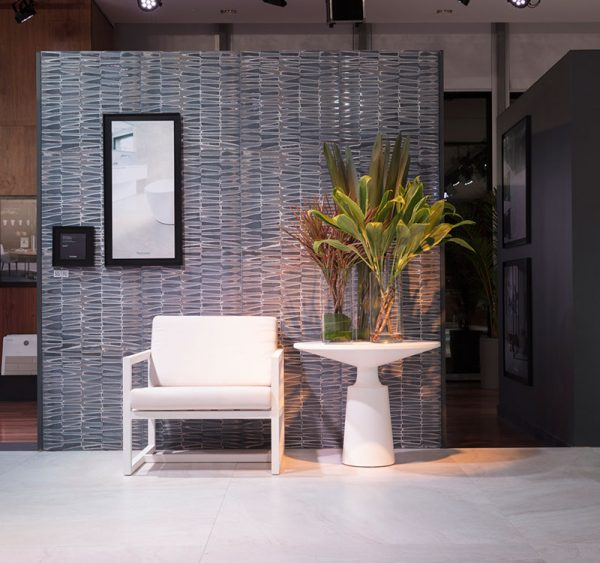 Mos Metallica Wall Tile 600x600mm