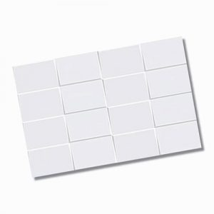 Norm White Wall Tile 300x400mm