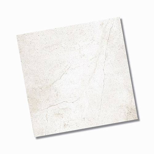 Stein White Matt Floor Tile 600x600mm
