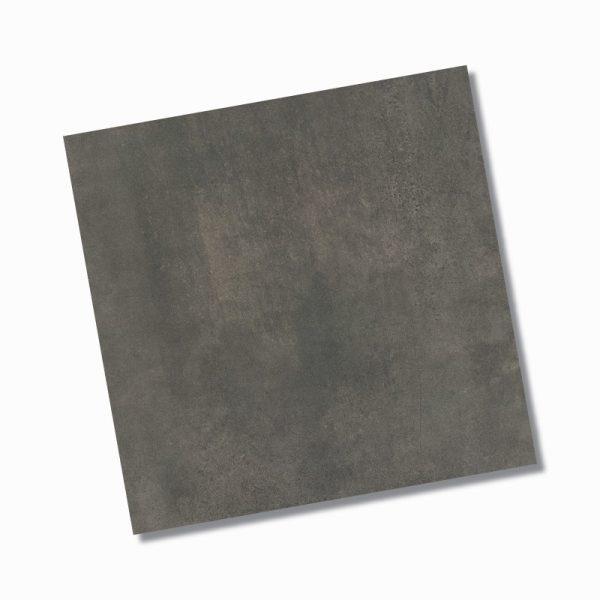 Roma Charcoal Matt Floor Tile 600x600mm