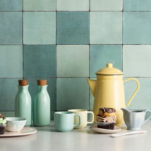 Artisan Verde Brillo Wall Tile 130x130mm