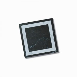 Marquina Decor Matt Floor Tile 200x200mm