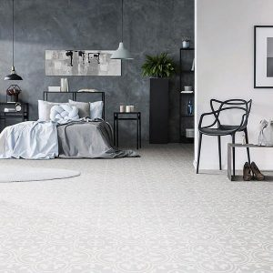 Arte Soft Grey Matt Floor Tile 250x250mm