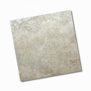 New Travertine Beige Matt Floor Tile 600x600mm
