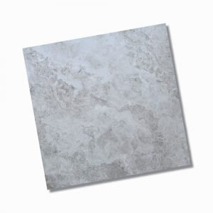 New Travertine Light Grey Matt Floor Tile 600x600mm