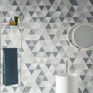 3 Lati Triangle Wall Tile 132x114mm