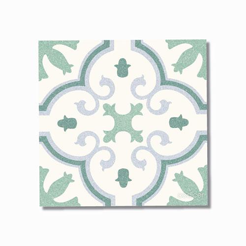 Monte Carlo Green Floor Tile 250x250mm