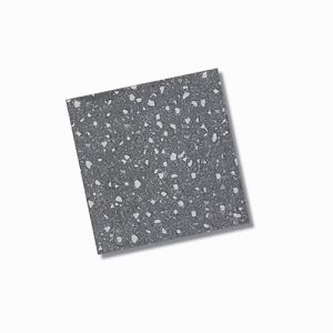 Taurus Black Matt Floor Tile 200x200mm
