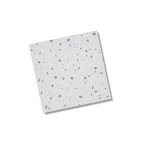 Bubble White Matt Floor Tile 200x200mm