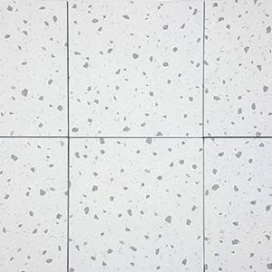 Bubble White Matt Floor Tile 200x200mm