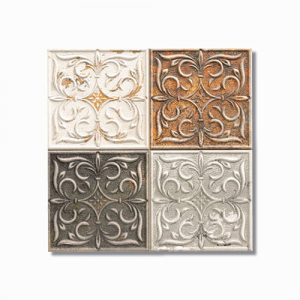 Antigua Lis Mix Wall Tile 333x333mm