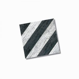 Sete Black Matt Floor Tile 250x250mm