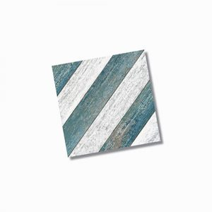 Sete Blue Matt Floor Tile 250x250mm