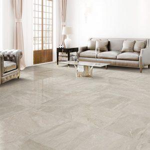 Mainstream Greige Polish Floor Tile 600x600mm