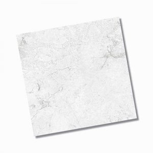 Breccia White Matt Floor Tile 600x600mm