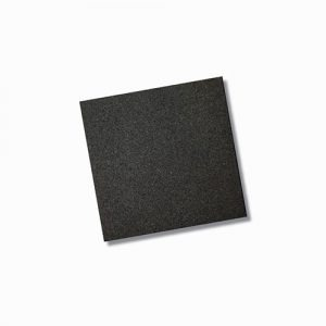 Patio Black Matt Mosaic Tile 100x100mm