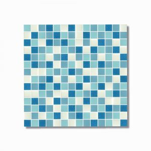 Paradise Fiji Glass Mosaic Tile 300x300 Sheet