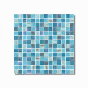 Paradise Madagascar Glass Mosaic Tile 300x300 Sheet